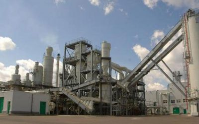 Aluminium-Produktionswerk KAP Montenegro