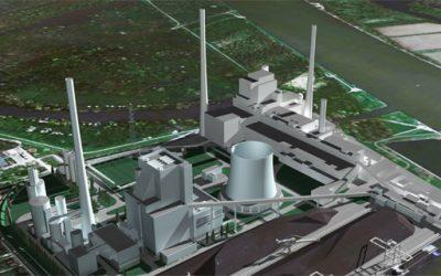 EnBW Kohlekraftwerk Karlsruhe